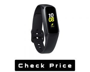 Samsung Galaxy Fit Bluetooth Fitness Tracker