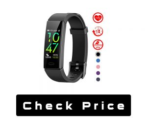 Mgaolo Fitness Tracker with Blood Pressure