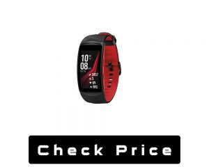 Samsung Gear Fit2 Smartwatch Fitness Band