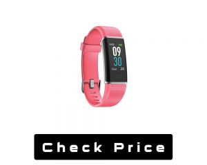 YAMAY Fitness Tracker HR Monitor