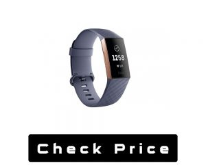 Fitbit Charge 3 Activity Tracking