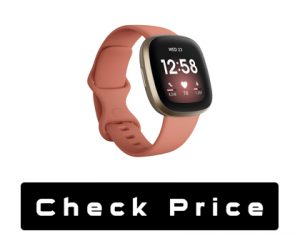 Fitbit Versa 3 Health And Fitness Tracker