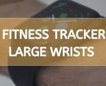 Best Fitness Tracker For Large Wrists
